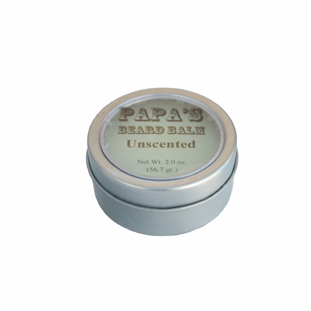 Papa's Beard Balm Unscented