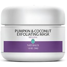 Pumpkin Coconut Exfoliating Mask - REVIVIFY