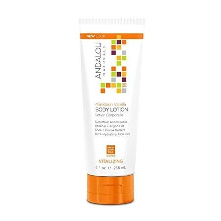 Mandarin Vanilla Body Lotion