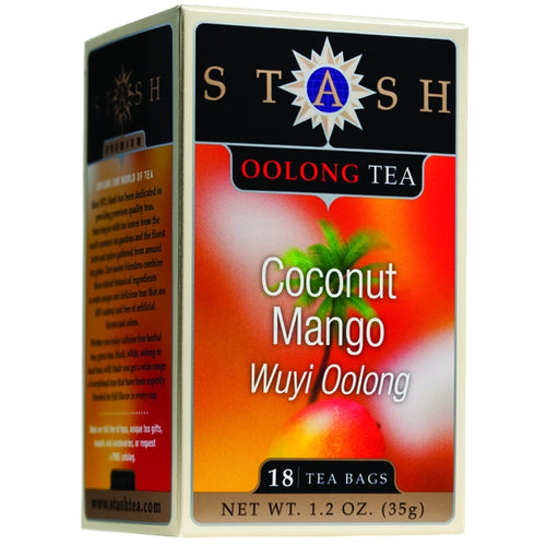 Oolong Coconut Mango Tea - REVIVIFY