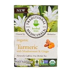 Org Turmeric Meadowsweet Ginger - REVIVIFY