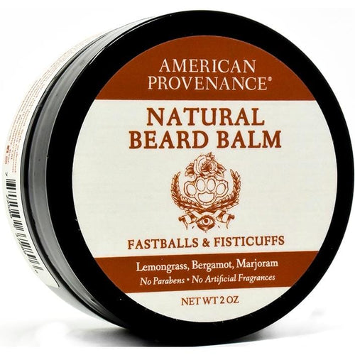 Fastballs & Fisticuffs Beard Balm - REVIVIFY