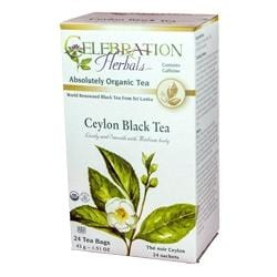 Ceylon Black Tea Organic