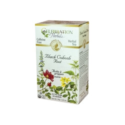 Black Cohosh Tea Organic - REVIVIFY