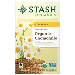 Org Chamomile Herbal Tea - REVIVIFY