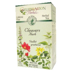 Cleavers Herb Wildcrafted - REVIVIFY