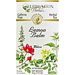 Lemon Balm Herb Tea Organic