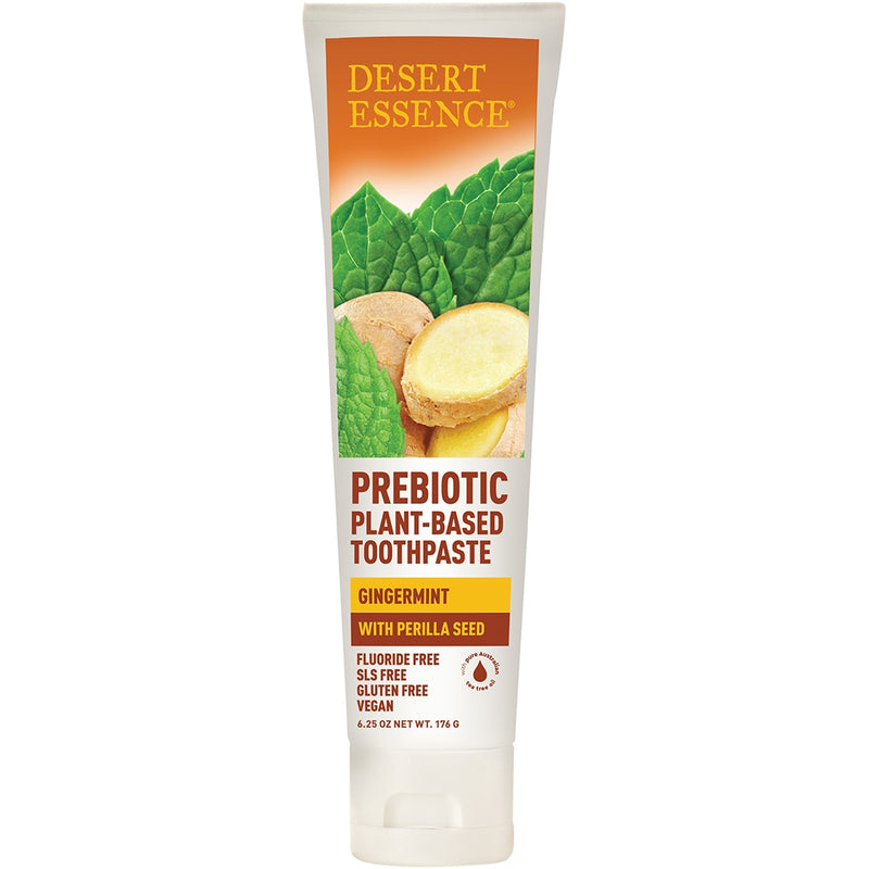 Prebiotic Toothpaste Gingermint