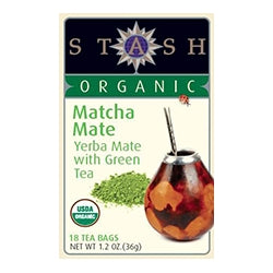 Organic Matcha Mate Tea - REVIVIFY