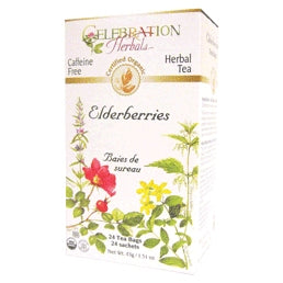 Elderberries Tea Organic - REVIVIFY