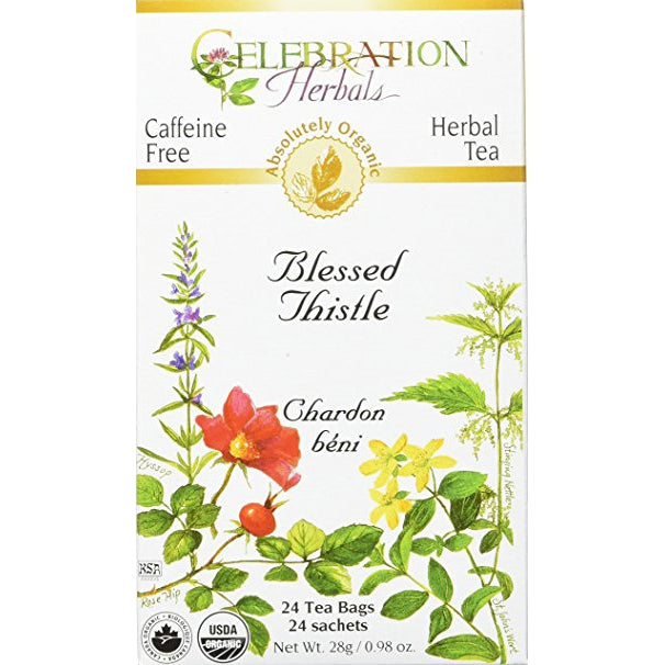 Blessed Thistle Organic - REVIVIFY