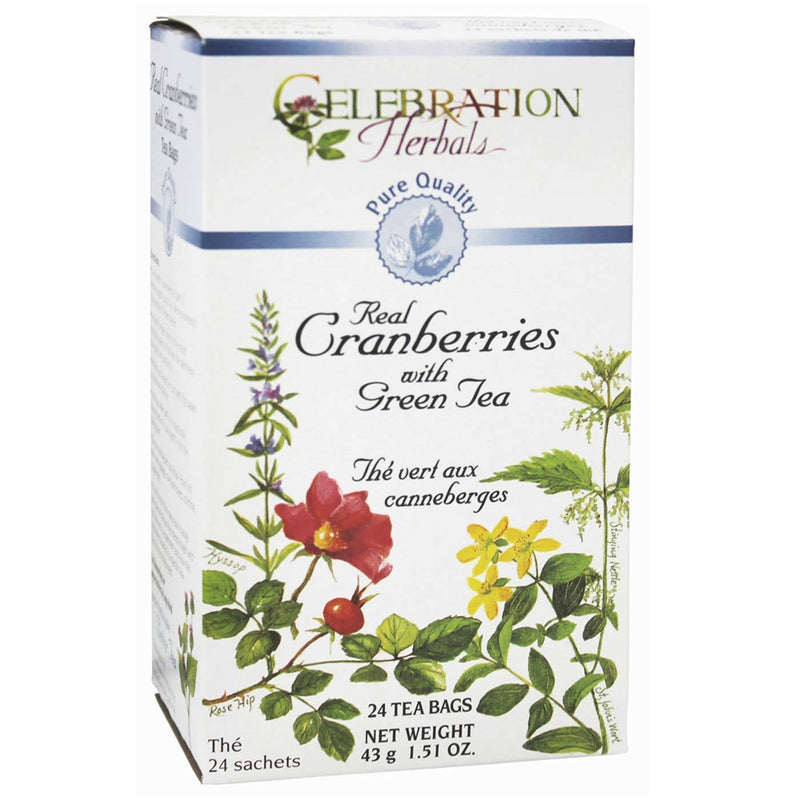 100% Pure Cranberry Tea Org - REVIVIFY