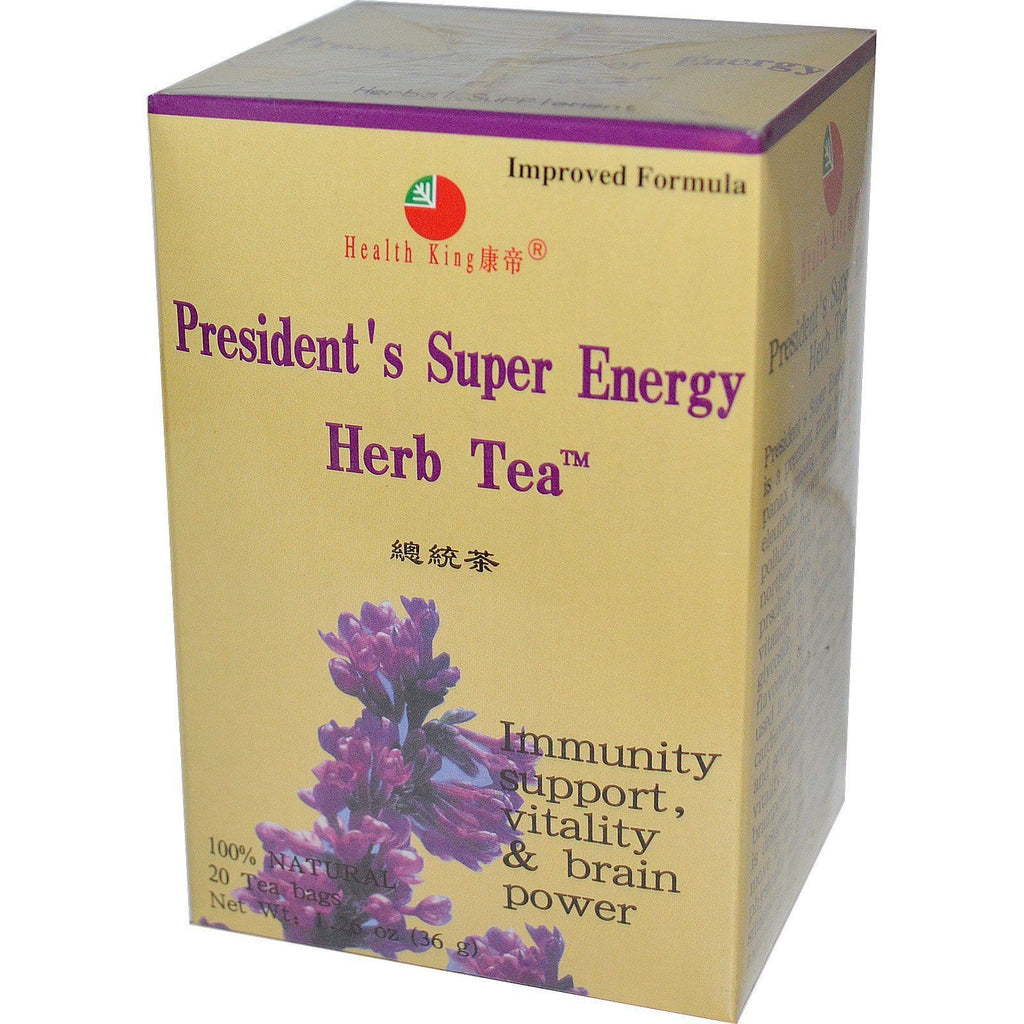 President's Super Energy Tea