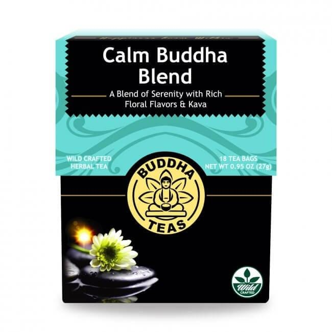 Calm Buddha Blend Tea - REVIVIFY