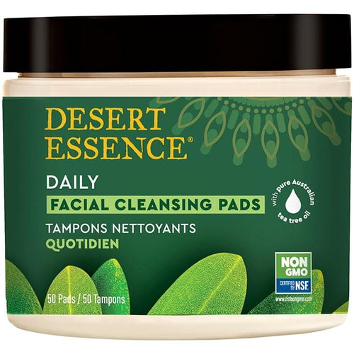 Cleansing Pads - Tea Tree Oil - REVIVIFY