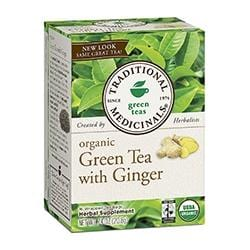 Organic Green w/Ginger