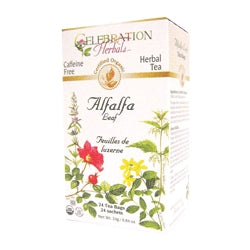 Alfalfa Leaf Tea Organic - REVIVIFY