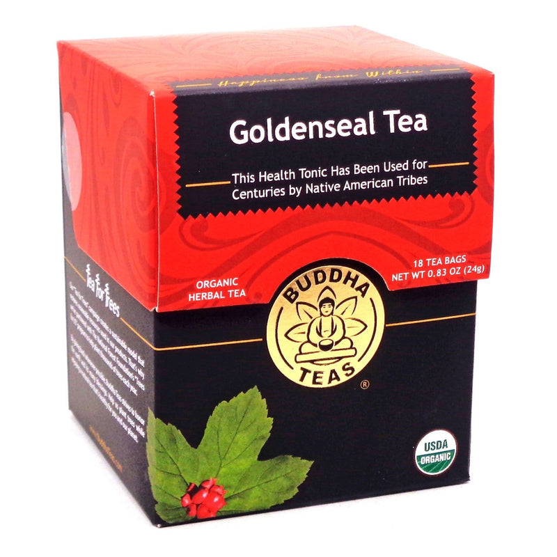 Goldenseal Tea - REVIVIFY