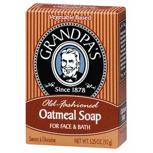Grandpa's Oatmeal Soap - REVIVIFY