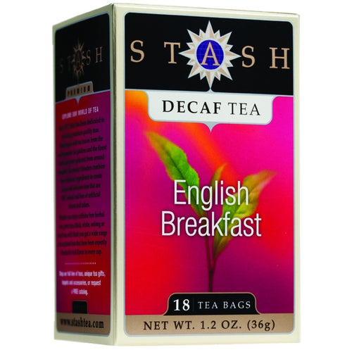 English Breakfast Tea Decaf - REVIVIFY