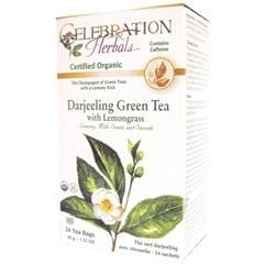 Green Darjeeling w/Lemongrass Org - REVIVIFY