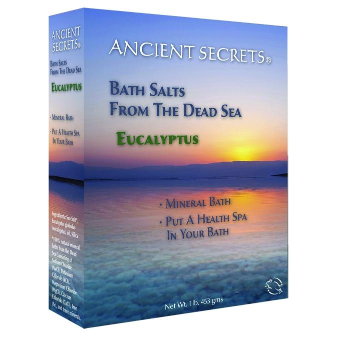 Eucalyptus Dead Sea Bath Salts
