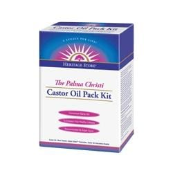 Castor Oil Pack Kit