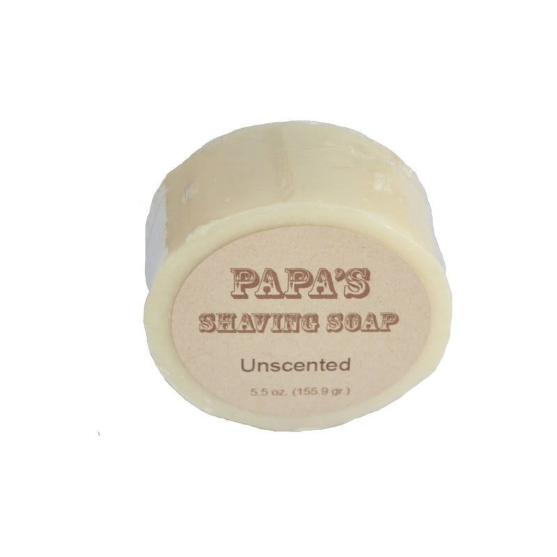 Papa's Shave Bar Unscented