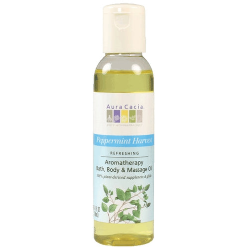 Refreshing Peppermint Body Oil - REVIVIFY