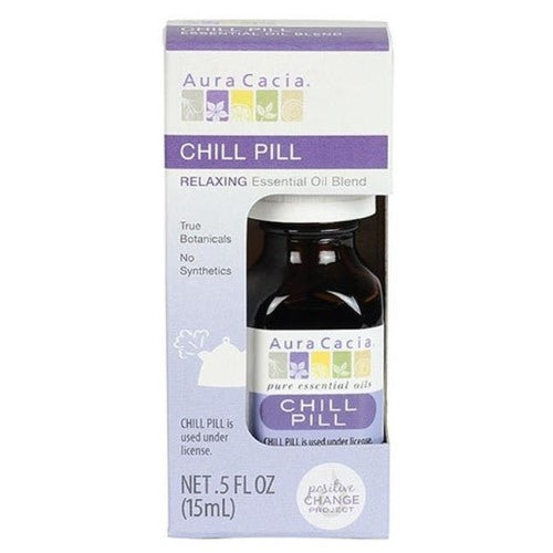 Chill Pill Essential Oil - Boxed