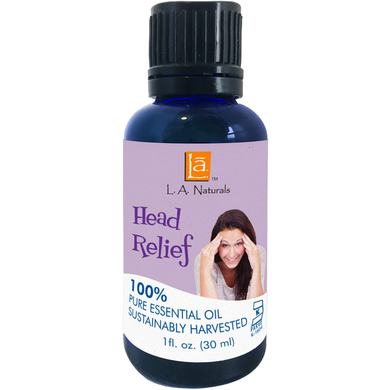 Head Relief Oil - REVIVIFY