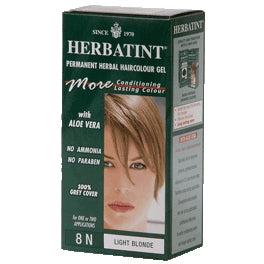 8N Herbatint Light Blonde