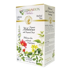 Hibiscus w/Tropical Fruit Org - REVIVIFY