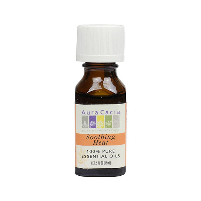 Soothing Heat Essential Oil - REVIVIFY