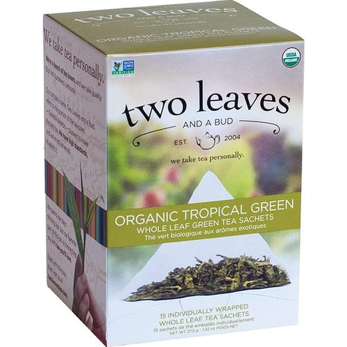 Organic Tropical Green Tea - REVIVIFY