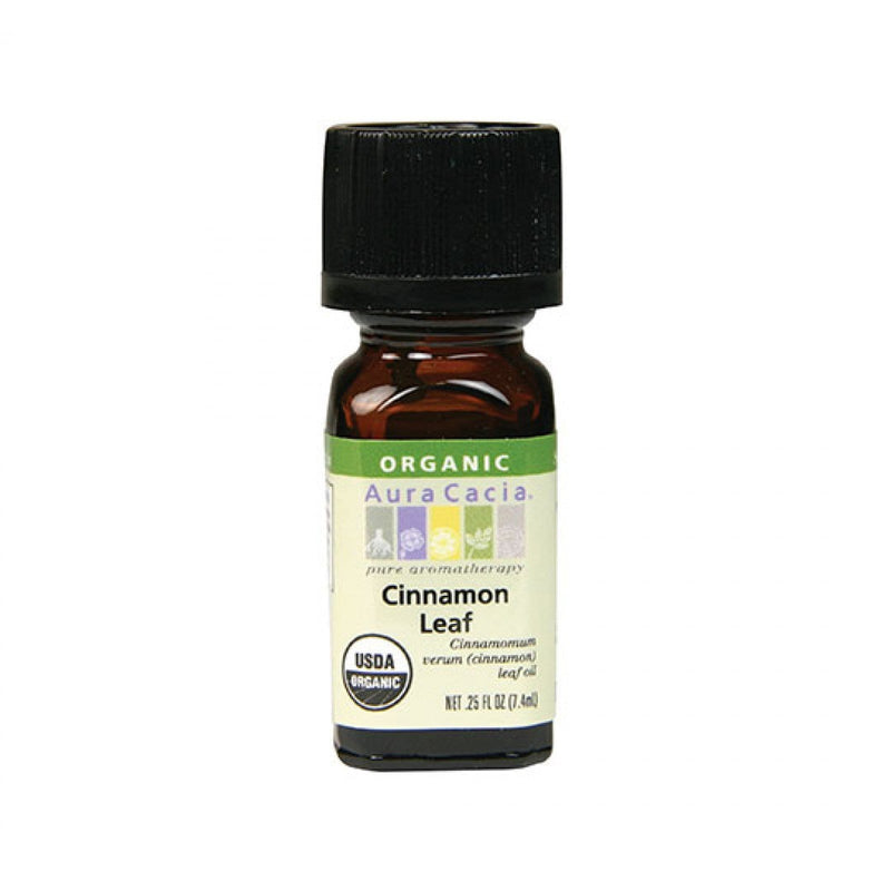 Cinnamon Leaf Oil Organic - REVIVIFY