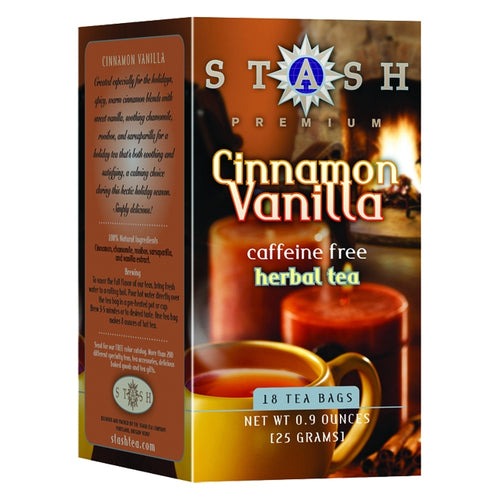 Cinnamon Vanilla Tea - REVIVIFY