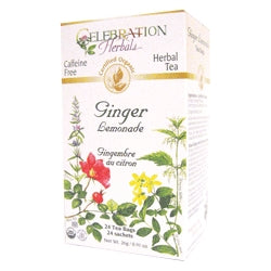 Ginger Lemonade Tea Organic - REVIVIFY