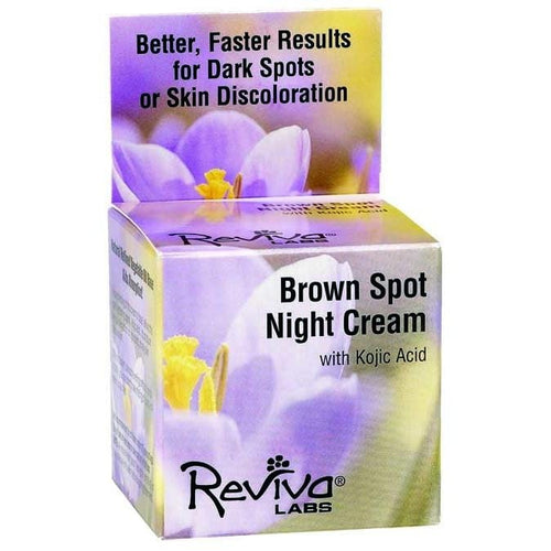 Brown Spot Night Crm w/Kojic Acid - REVIVIFY
