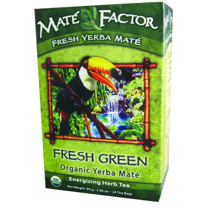 Fresh Green Organic Yerba Mate