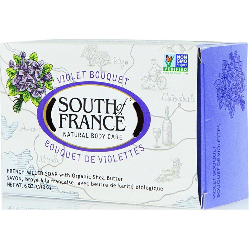 Violet Bouquet Bar Soap - REVIVIFY