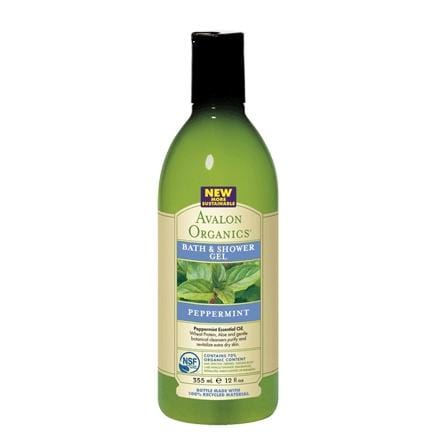 Peppermint Bath Gel - REVIVIFY