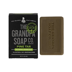 Pine Tar Soap Travel - REVIVIFY