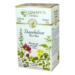 Dandelion Root Raw Tea Organic - REVIVIFY