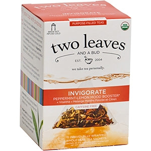 Organic Invigorate Tea - REVIVIFY
