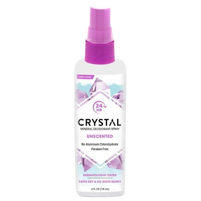 Deodorant Crystal Spray Frag Free - REVIVIFY
