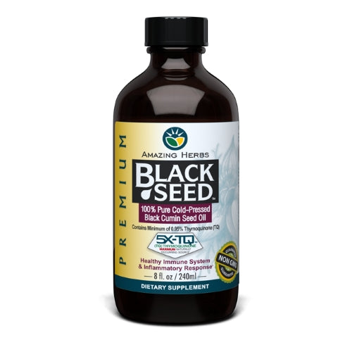 Black Seed Oil (Cumin)