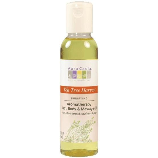 Purifying Tea Tree Body Oil