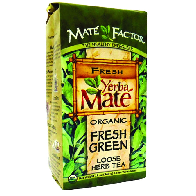 Fresh Green Yerba Mate