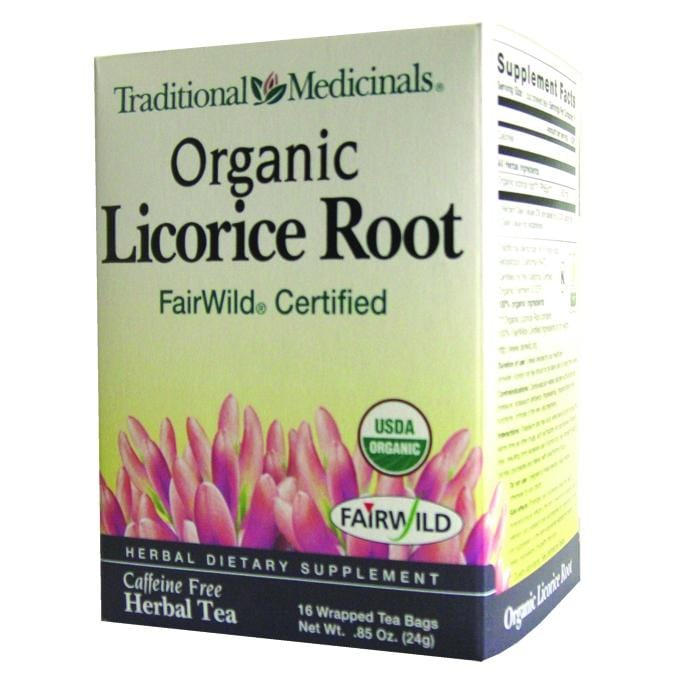 Organic Licorice Root - REVIVIFY
